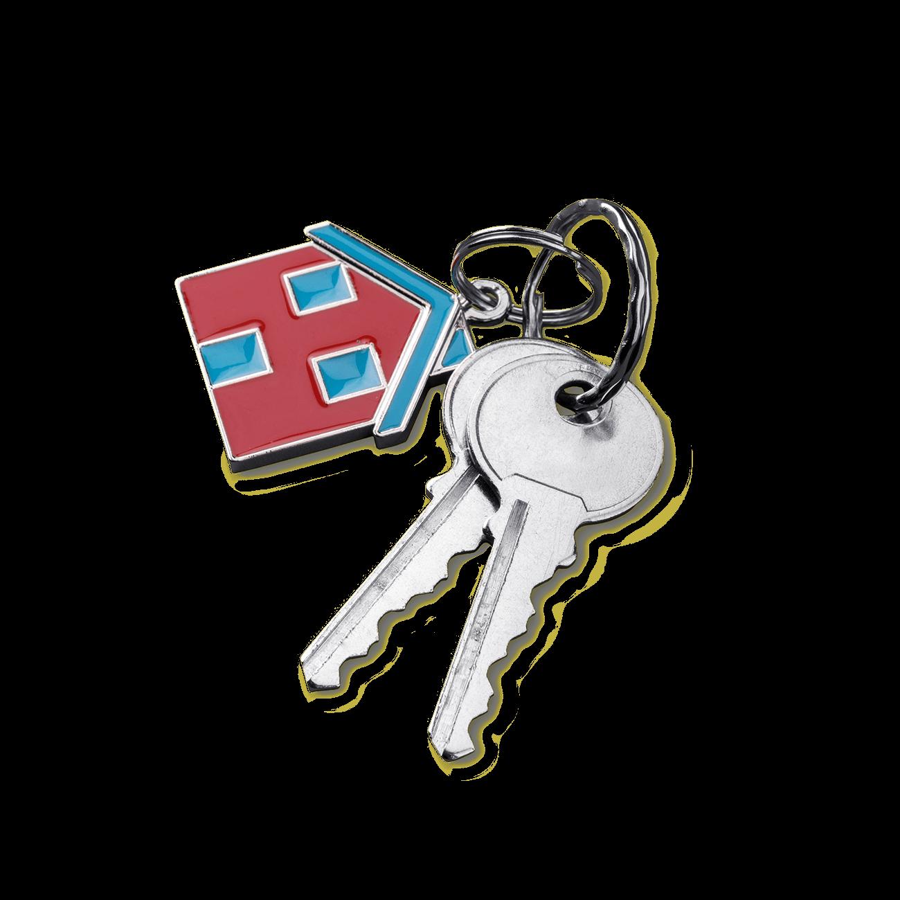 immagine mazzo di chiavi di casa