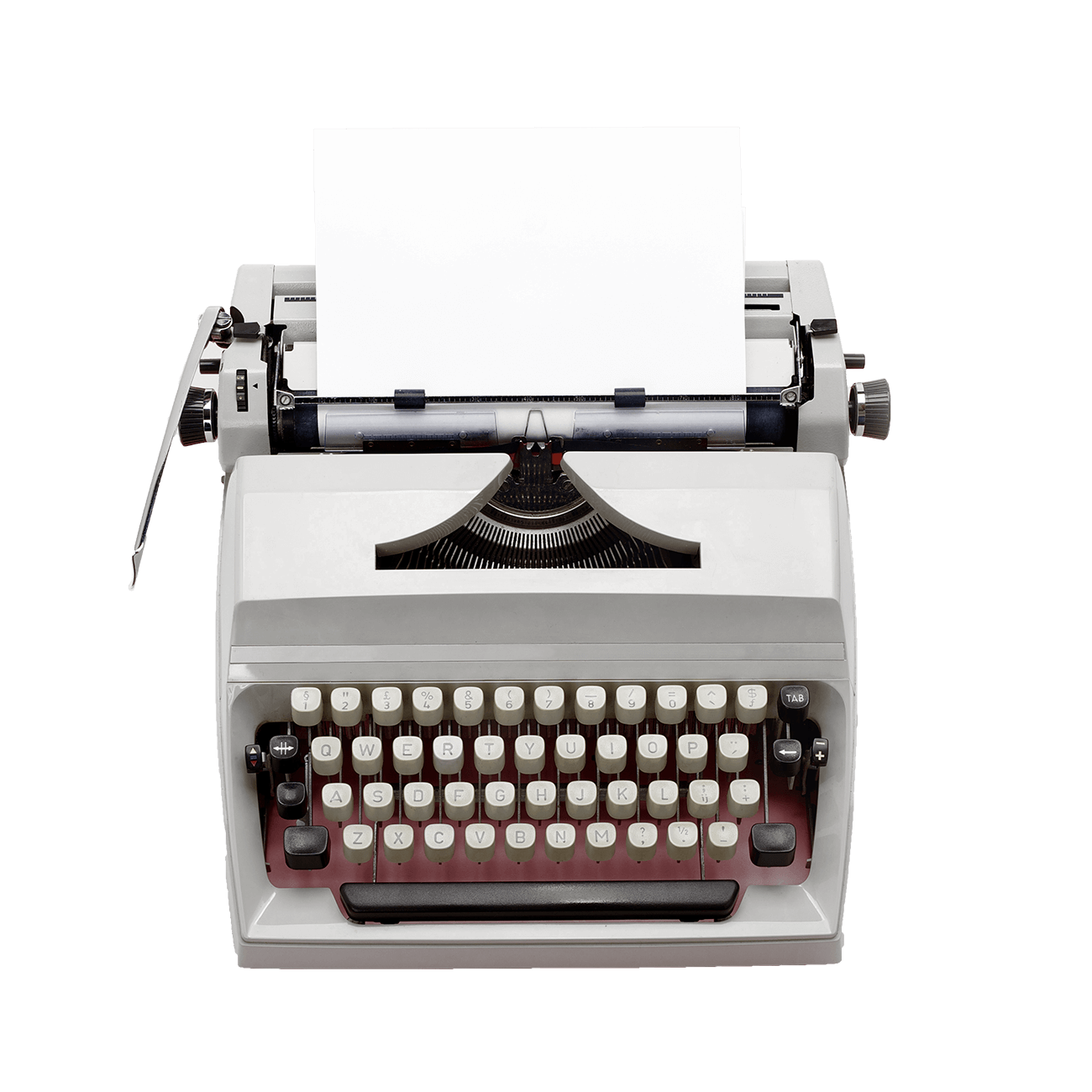 immagine macchina da scrivere