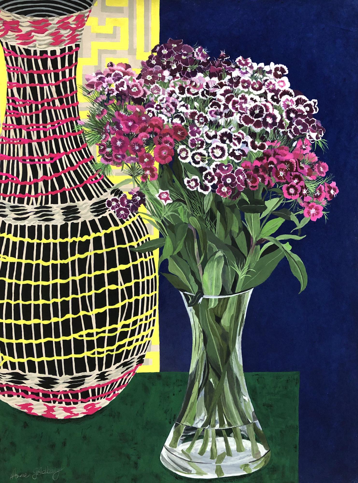 Vietnamese Artisan Vase
