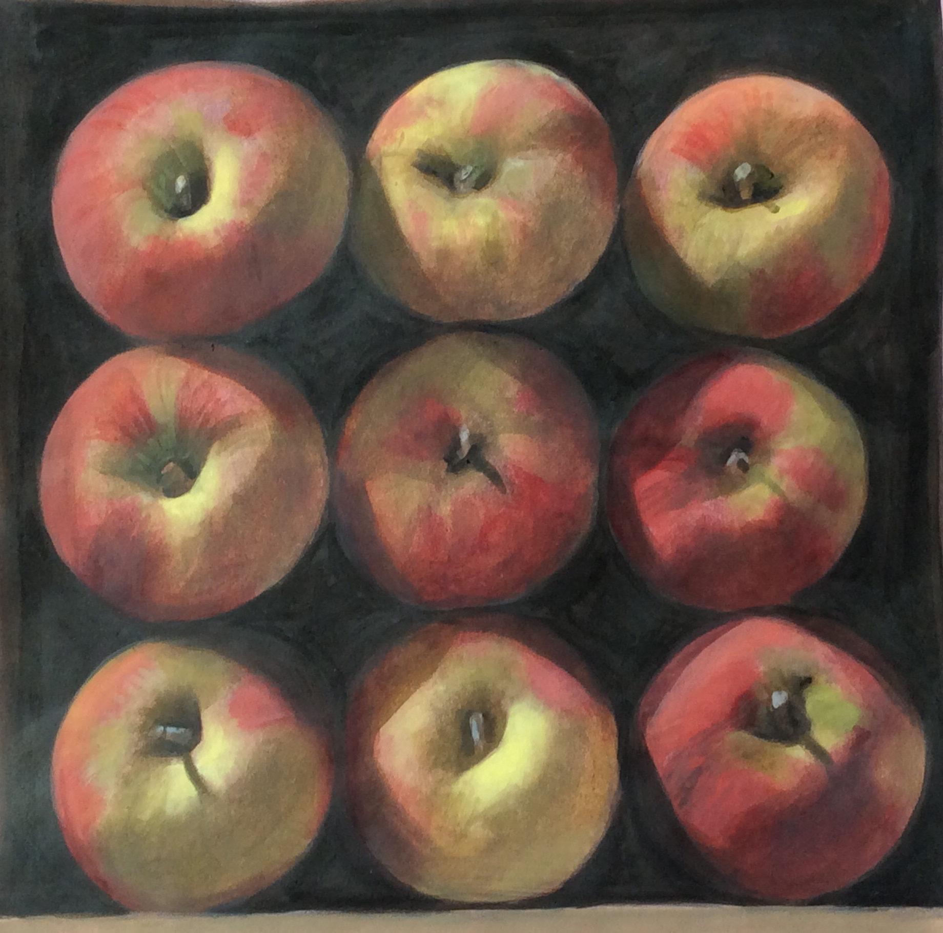 Nine Apples