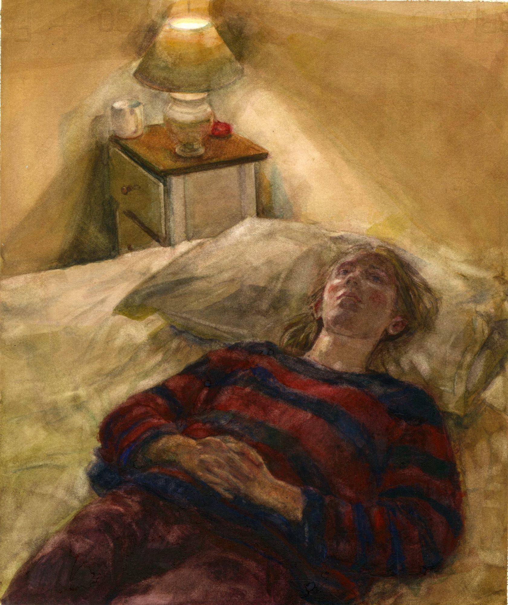 Martha Resting
