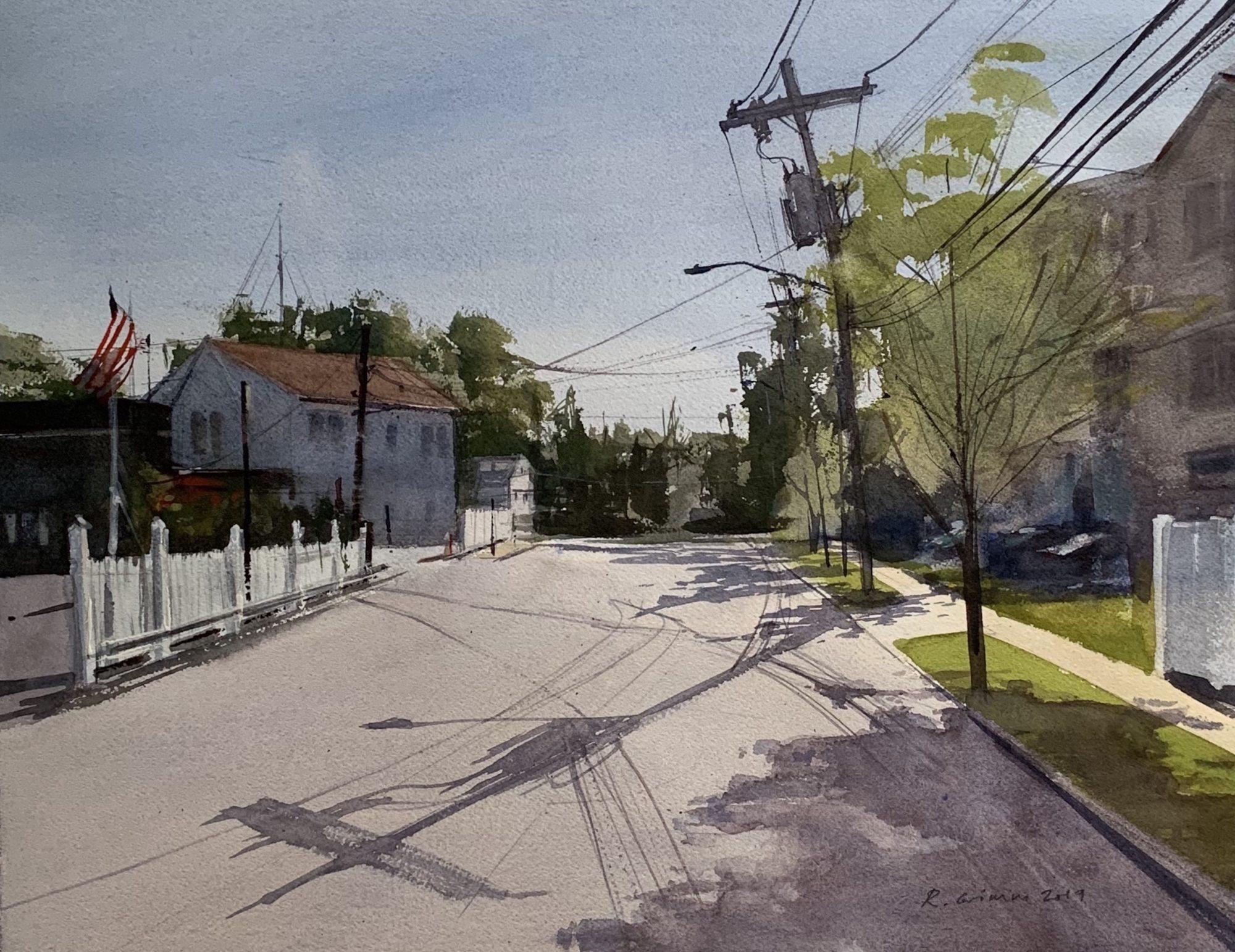 Bridge Street,City Island, The Bronx