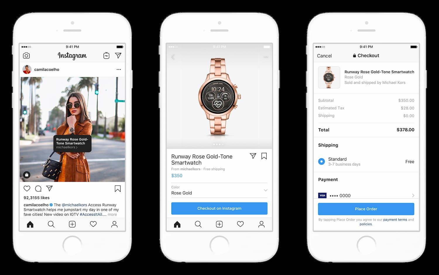 Instagram's Shopping from Creators
