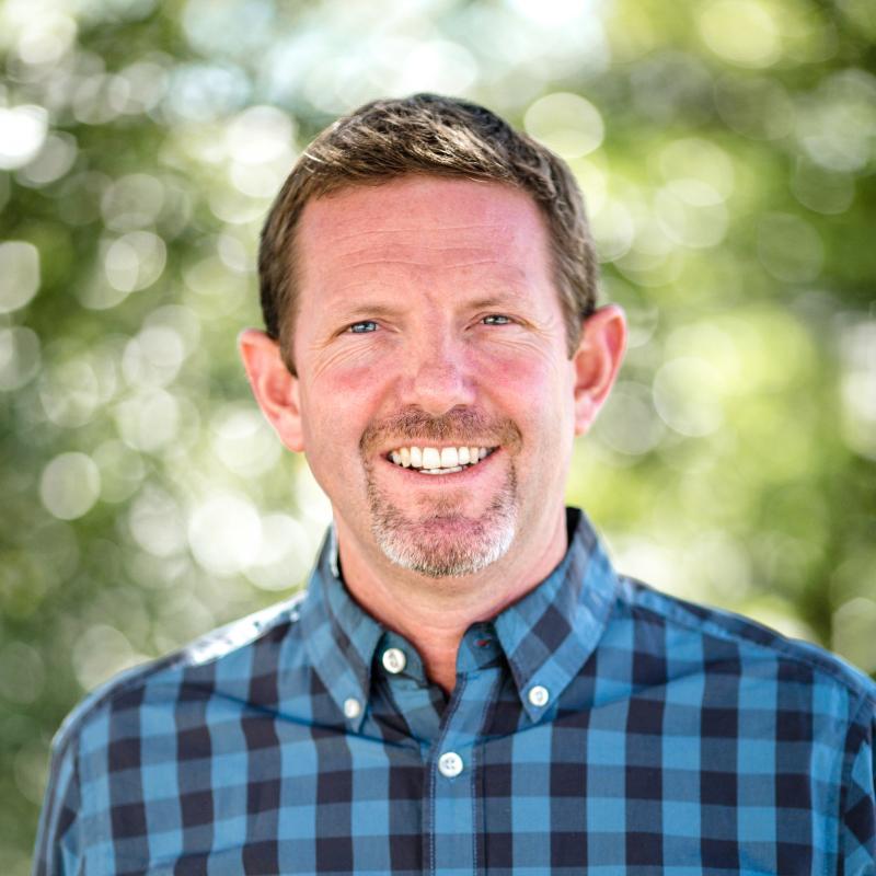 Lee Lewis, Elder, Pastor of Soul Care