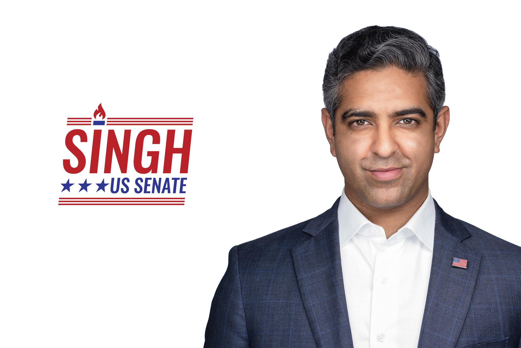 Singh for Senate