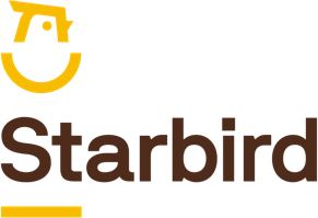 Starbird Chicken logo