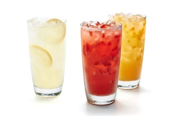 Seasonal Lemonade & Iced Tea