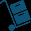 Bulk Shipment Icon