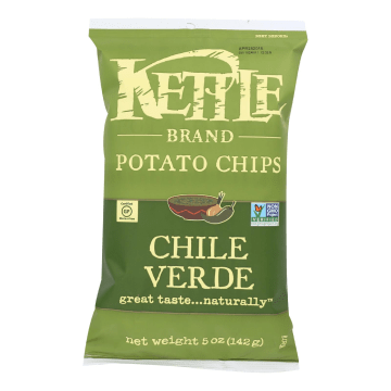 Chile kettle chips