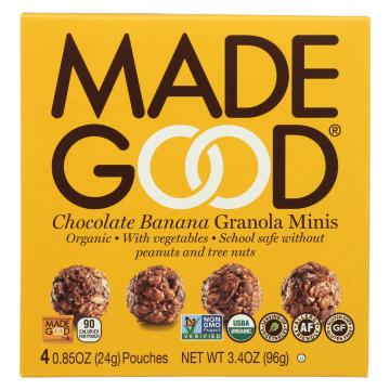 Madegood granola minis