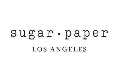 Sugar paper LA logo