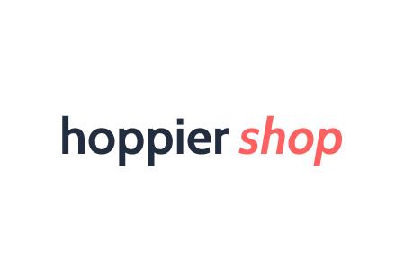 hoppier shop logo