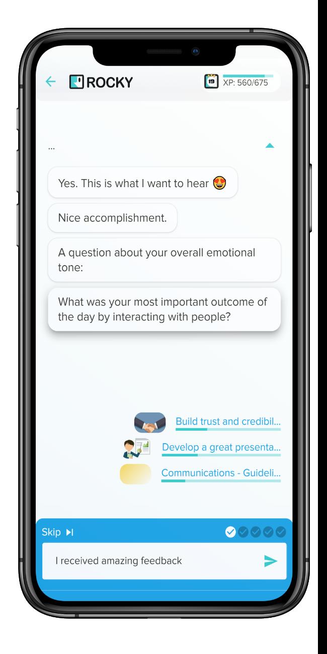 ai app ai executive coaching app