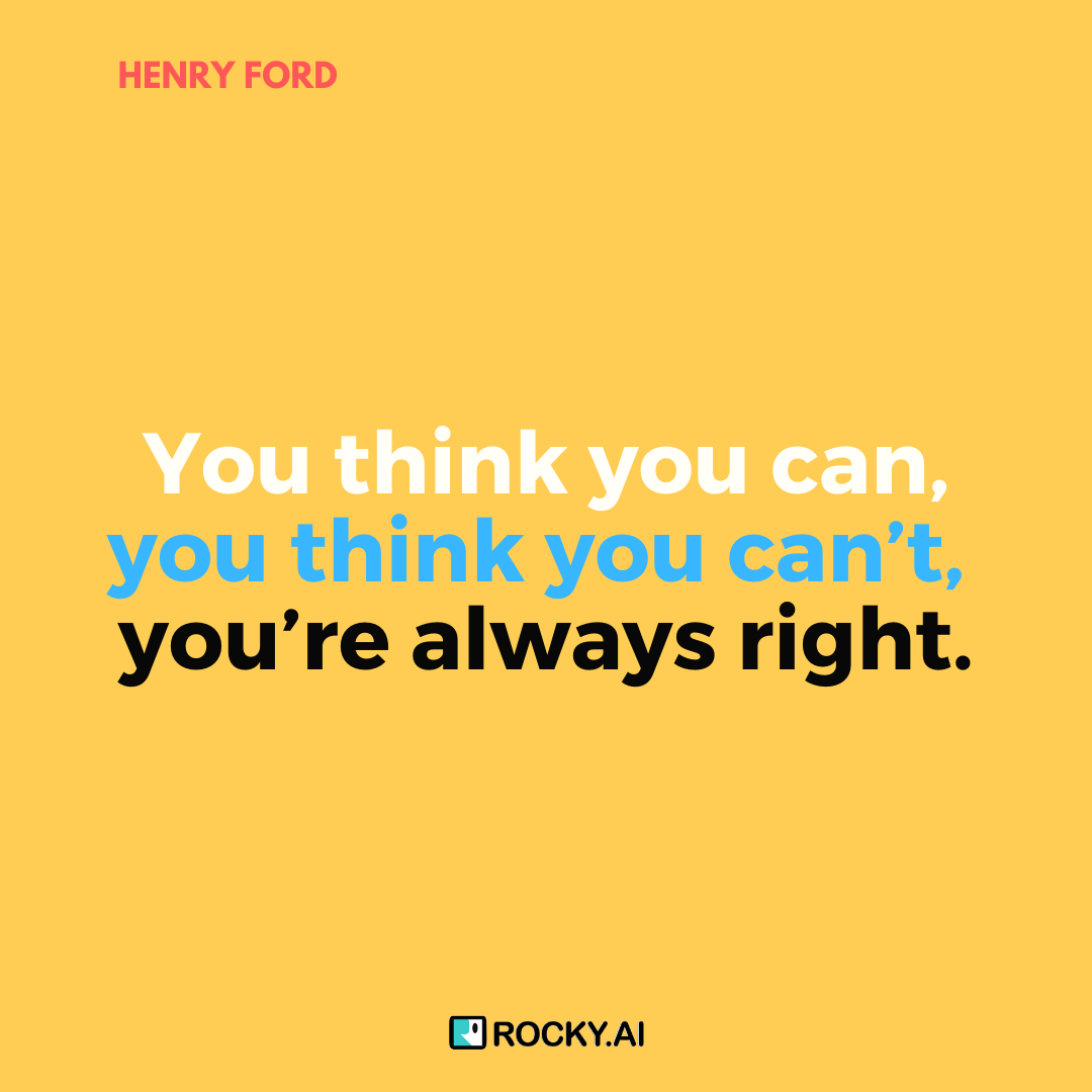 Yes YOU CAN!⁠ - Show your trust⁠ - Define your purpose⁠ - Make a decision⁠ - Define the incentives⁠ - Invest in your strengths⁠