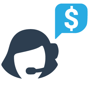 revenue cycle management icon