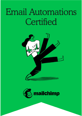 Mailchimp Automations Certified