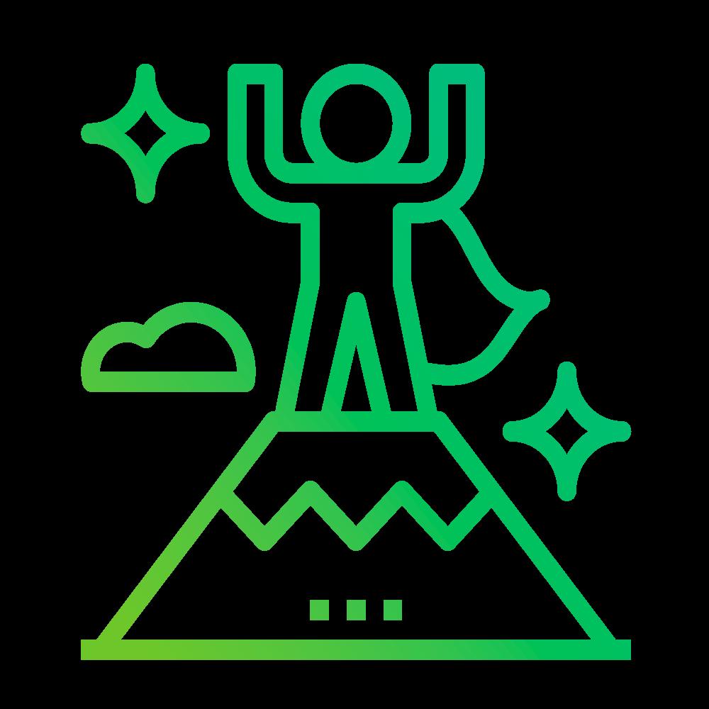 ícone de Seja Transformador