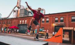 Les clubs de roller, skateboard et Bmx