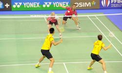 Les clubs de badminton