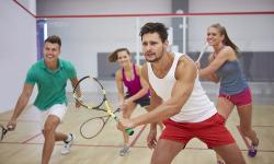 Les clubs de squash