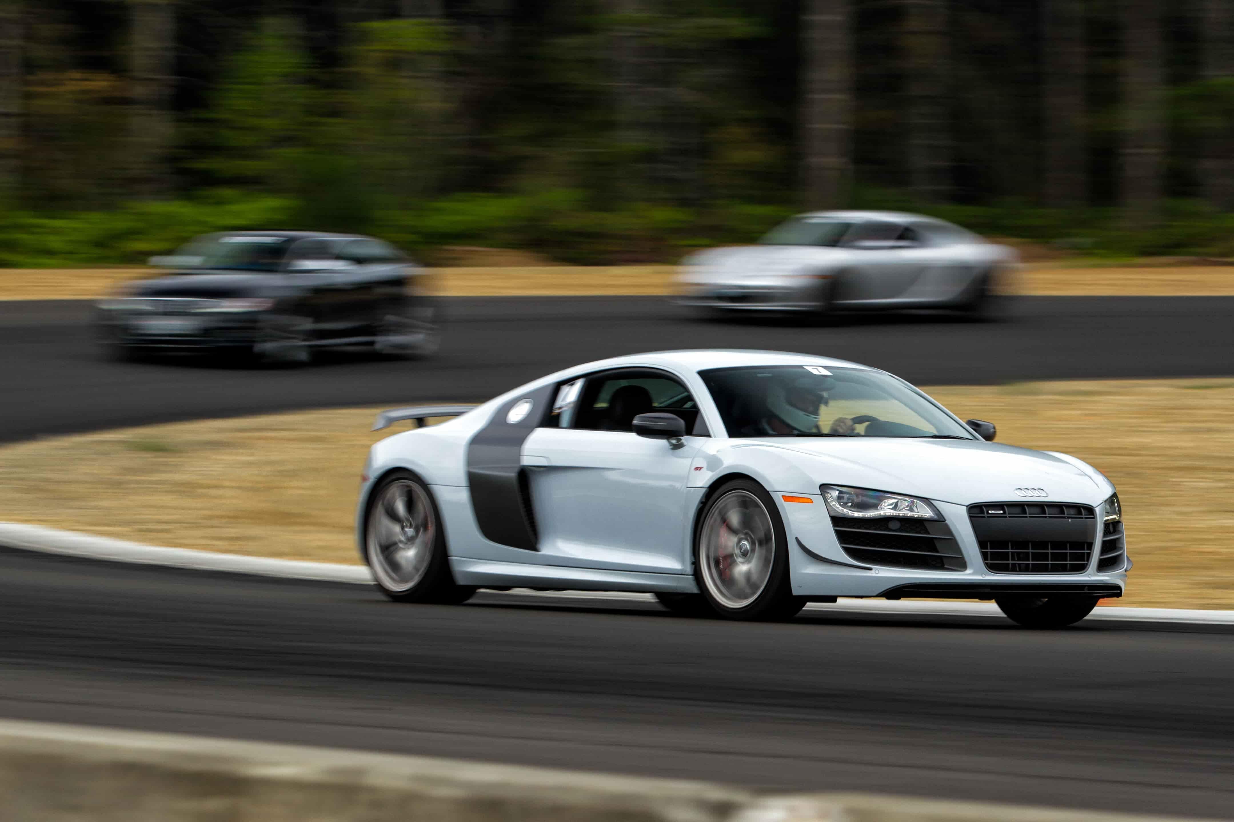 Les clubs de sport automobile