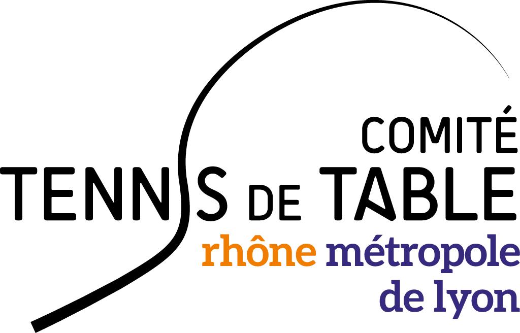 Comité Rhône Métropole de Lyon de Tennis de Table