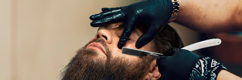 Cut-Throat Razor Shave