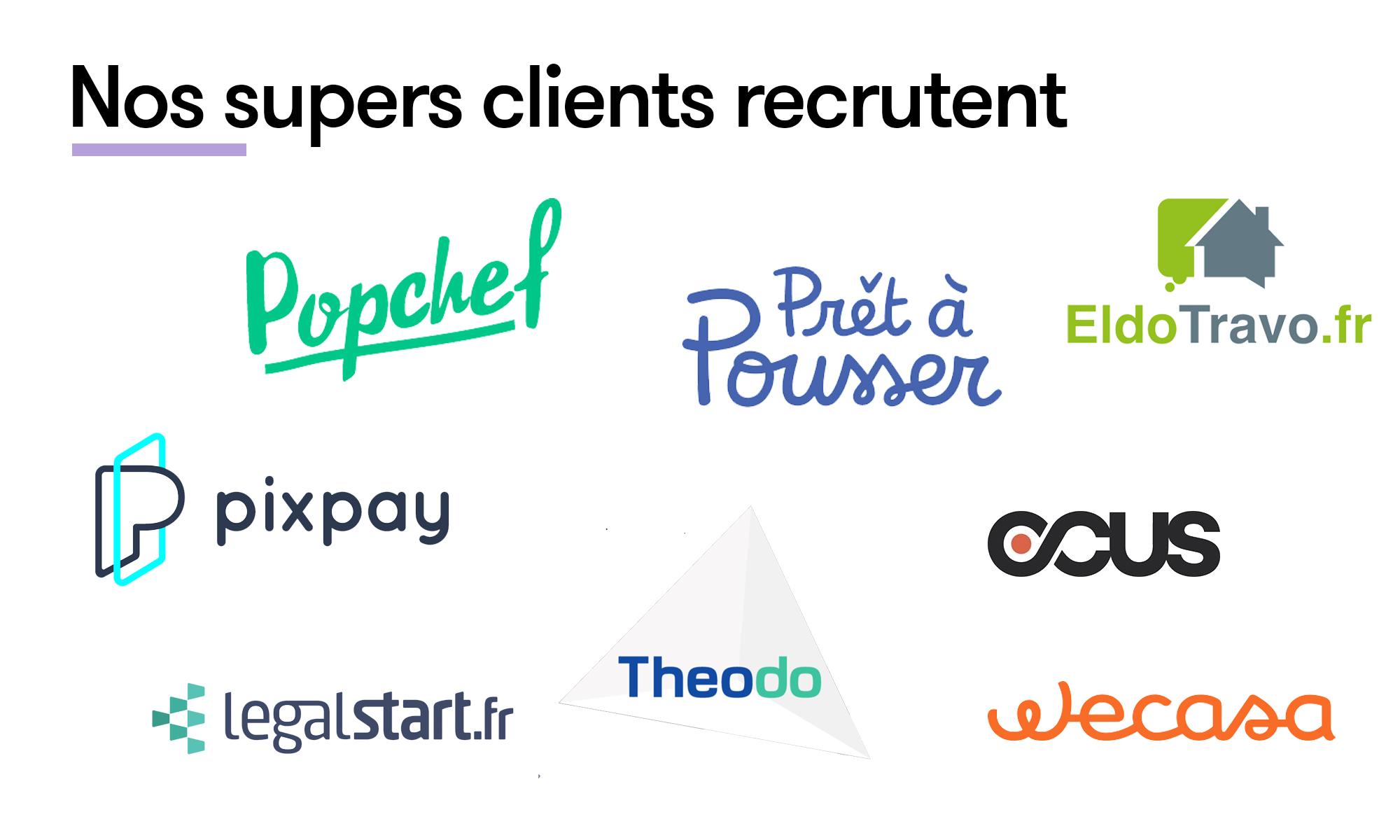 Nos 9 startups shiny qui recrutent en ce moment !