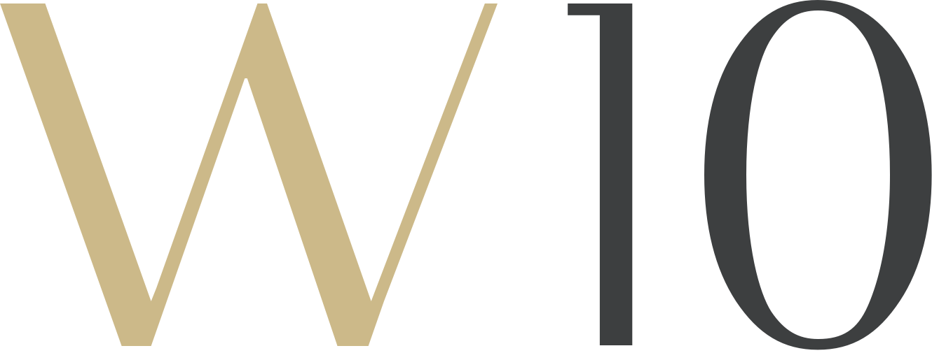 West Tenth logo