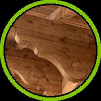 Sablage du bois en suisse