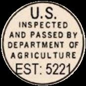 US Inspected EST 5221