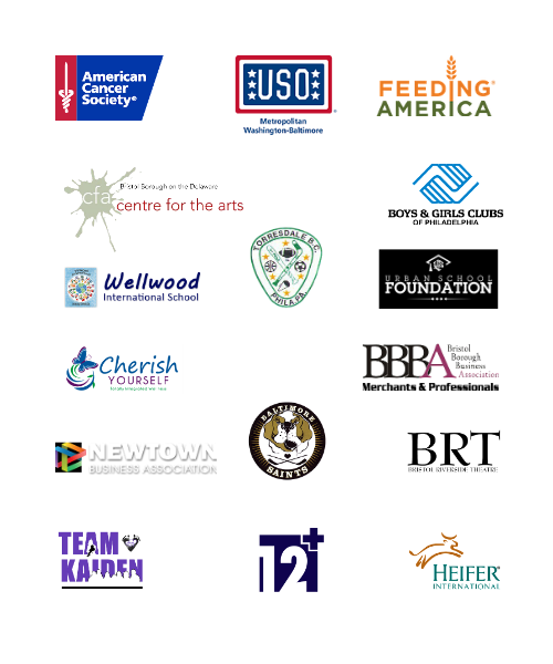 Charitable Partners logos