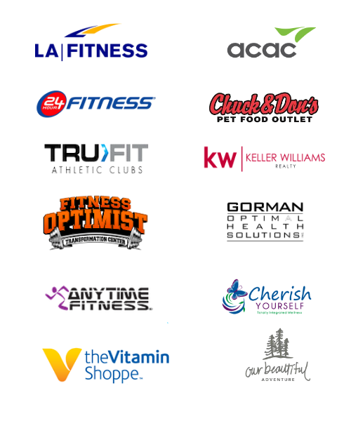 Corporate Partners logos
