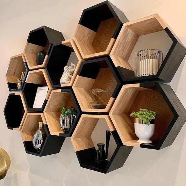 Hive Shelves