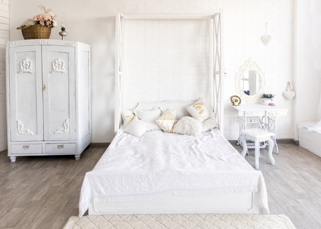 Small bedroom furnitures