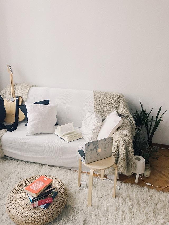 studio apartment interior design ideas on a budget