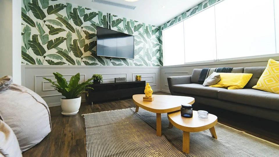 living room diy wall decor
