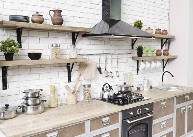 kitchen decorating ideas and tips on a budget