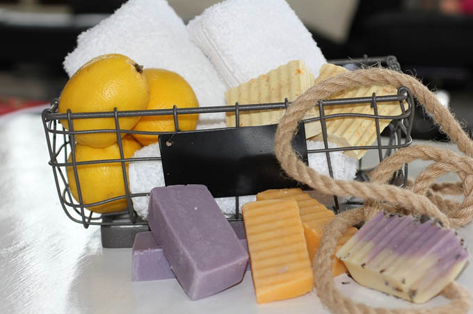 Felted Soap Bar