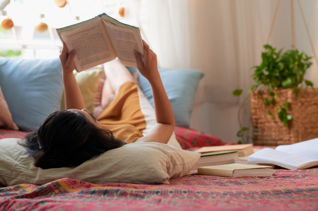 Bed Can Be Transformed Into A Reading Corner