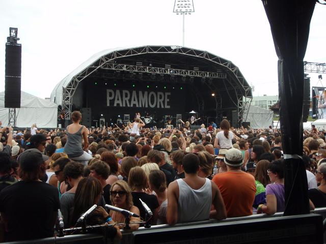 Soundwave - Paramore