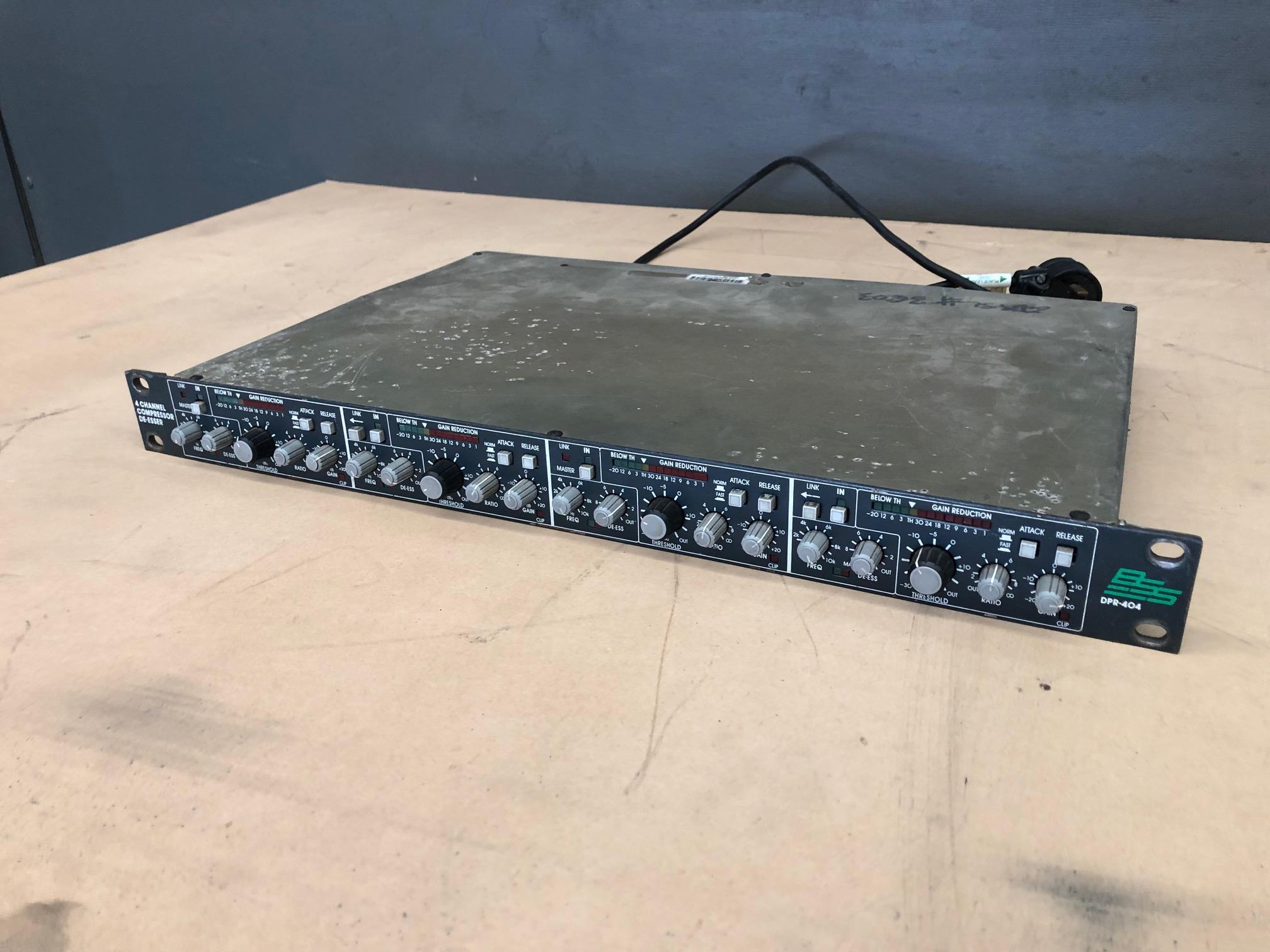 BSS DPR404