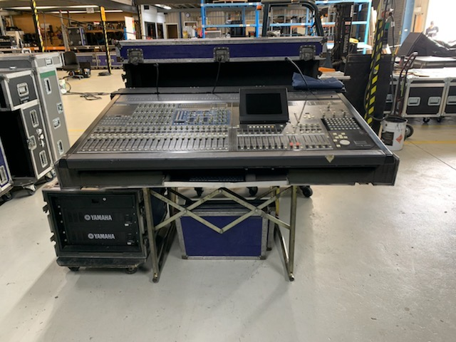 Yamaha PM5DRH