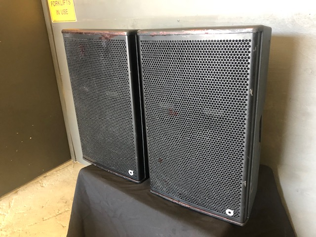 Quest QM450 Speakers
