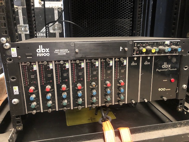 DBX 900 Series - Compressor & EQ