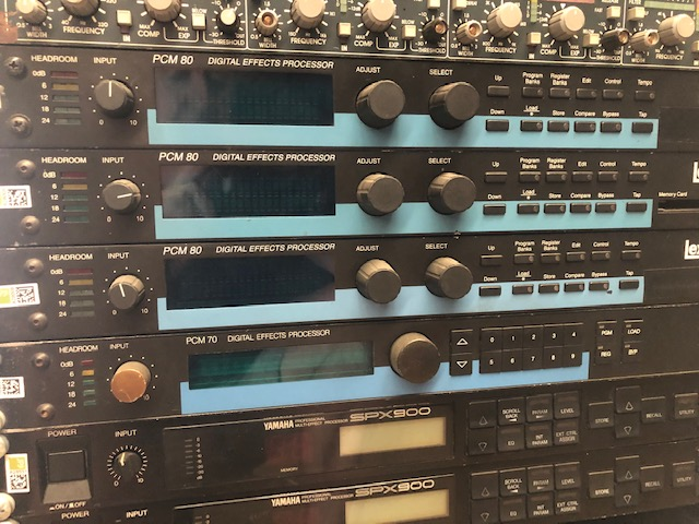 Lexicon PCM80 Digital Effects Processor