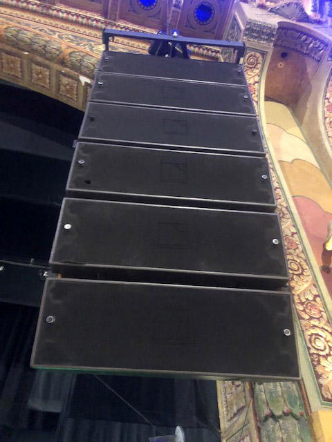 VDOSC Line Array Speakers