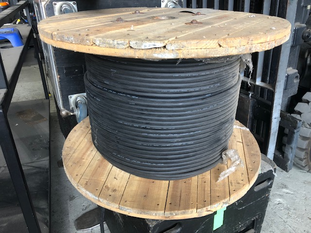 5mm 4 core cable - 400m