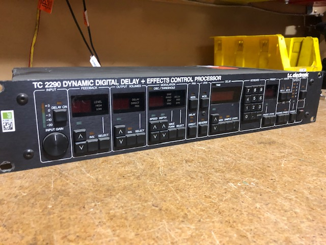 TC Electronic 2290 Digital Delay