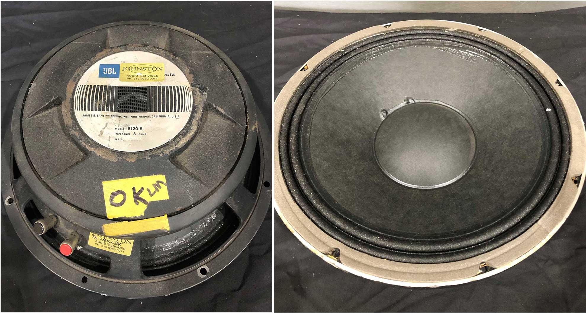 JBL E120 Speaker